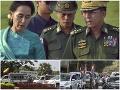 MIMORIADNE Vojenský prevrat v Mjanmarsku: Armáda zadržala vládu, vyhlásila výnimočný stav