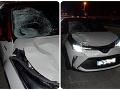 Desivé FOTO tragédie pri Topoľčanoch: Chodec (†65) neprežil zrážku s autom, smutné slová polície