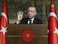 Turecko čakajú radikálne zmeny: Prezident Erdogan naznačil možnú úpravu ústavy