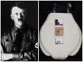 Najbizarnejšia relikvia II. sv. vojny na FOTO: Vojak si uchmatol z Hitlerovej kúpeľne neuveriteľnú vec!