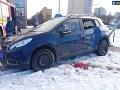 Nehoda v Košiciach si vyžiadala ťažké zranenia: Chodkyňu zachytilo auto, skončila v nemocnici