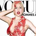 Nechutná Lady Gaga: Obalila sa krvavým mäsom!