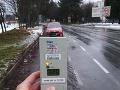 Taxikár jazdil v Prievidzi pod vplyvom alkoholu, hrozí mu pokuta