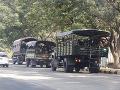 Situácia v Mjanmarsku je stále napätá: Armáda zatkla ďalších členov bývalej vlády