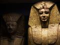 FOTO Archeológovia v Egypte objavili podivné múmie: Pozrite, čo mali v ústach!