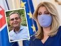 Ťažké chvíle pre prezidentku: Muž jej života má zdravotné problémy, vážnosť situácie umocňuje pandémia
