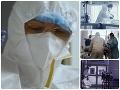 VIDEO, z ktorého behá mráz po chrbte: Primárka galantskej nemocnice vidí covidových pacientov umierať!