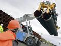 Plynovod Nord Stream 2 ohrozuje transatlantickú bezpečnosť, tvrdia Spojené štáty