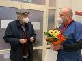 Lasicove narodeniny v nemocnici: Už je zaočkovaný proti korone!