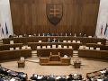 Plénum má popoludní voliť šéfa Úradu špeciálnej prokuratúry