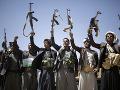 Jemenskí povstalci neskrývajú radosť: Vítajú svoje vyradenie zo zoznamu teroristických skupín