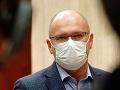 KORONAVÍRUS Sulík považuje za chybu, že o zatváraní rozhodujú iba epidemiológovia