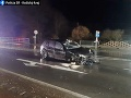 Nehoda, ktorá šokovala Košice! FOTO Chodkyňu odhodilo 30 metrov od nárazu, mrazivé skutočnosti