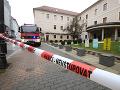 FOTO Dramatické ráno v Banskej Bystrici: V reštaurácii unikala nebezpečná látka, päť zranených