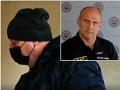 TO JE ON! Exkluzívne video muža, ktorý usvedčoval Lučanského. Na NAKA prišiel bez prehliadky a zadným vchodom