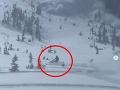Dráma na VIDEU: Sekundy od smrti! Priatelia ako zázrakom prežili obrovskú lavínu