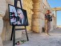 VIDEO Dohra brutálnej vraždy: Archeológ (†82) sa postavil džihádistom, sťali ho na námestí
