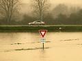 Juhozápad Francúzska sužujú rozsiahle záplavy: Predchádzali im intenzívne dažde