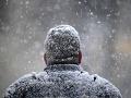 FOTO Táto časť Slovenska sa musí pripraviť na sneženie: Hrozia však aj povodne