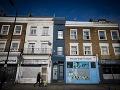 Realitný agent predáva najužší dom v Londýne: VIDEO Dali by ste za toto čudo 1,1 milióna?