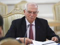 Slovenskí europoslanci kriticky reagujú na návštevu Josepa Borrella v Moskve