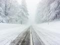 Vodiči, pozor na poľadovicu a hmlu: Výstraha platí pre tieto úseky