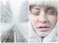 Drastický ZVRAT je za rohom! Na Slovensko vpadne arktický vzduch: Súži nás aj ďalšia nepriazeň počasia