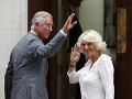 Princ Charles sa chystá