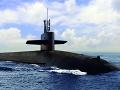 Japonská ponorka sa zrazila s obchodnou loďou