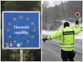 KORONAVÍRUS Od pondelka nastupujú prísne hraničné kontroly! V týchto dňoch na cestovanie radšej zabudnite