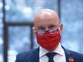 Minister školstva Gröhling smúti za Nicholsonovej odchodom: Dúfam, že sa raz vráti