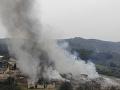 Počet obetí výbuchu v továrni na zábavnú pyrotechniku stúpol na devätnásť
