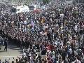 USA, India, Japonsko a Austrália žiadajú návrat k demokracii v Mjanmarsku
