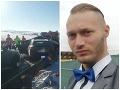 FOTO Desivá nehoda na Liptove! O život prišiel milovník áut Tomáš (†31): Dojemné vyznania do neba
