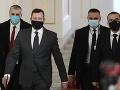 Veľký deň pre Daniela Lipšica: VIDEO Na hrade zložil slávnostný sľub do rúk Borisa Kollára