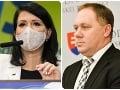 Vašečka chce odvolať Bittó Cigánikovú z postu šéfky zdravotníckeho výboru