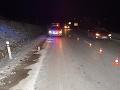 FOTO Polícia pátra po vodičovi: Bez výčitiek ušiel po nehode v Krásnohorskom Podhradí