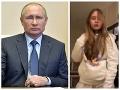 Údajná Putinova dcéra vzbudzuje záujem: VIDEO Fenomenálna podoba! Kremeľ o ničom nevie