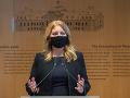 Prezidentku Čaputovú informovali o aktuálnom stave informačnej bezpečnosti krajiny