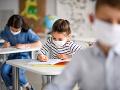 KORONAVÍRUS Dnes sa na prezenčnej výučbe v školách zúčastnilo viac ako 176-tisíc žiakov