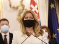Čaputová reagovala na Pellegriniho výzvu: Otázky o vyvodení zodpovednosti sú legitímne