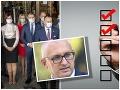 Škandál v koalícii: Namiesto COVIDu riešia zoznam neposlušných poslancov, toto je najväčší rebel