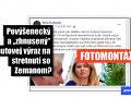 Zmanipulovaná fotografia prezidentky Čaputovej: Internetom koluje HOAX, ktorému uverili tisícky ľudí