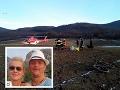 Desivý pád z obrovskej výšky: FOTO Exmanžel Moniky Jankovskej mal nehodu! Utrpel vážne zranenia