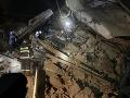 Tragédia v Rusku: Zrútila sa výrobná hala, zahynuli najmenej traja ľudia