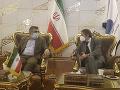 Irán tvrdí, že so šéfom Medzinárodnej agentúry pre atómovú energiu vedie plodnú diskusiu