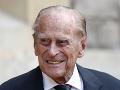 Princ Philip reaguje na liečbu infekcie: Z kliniky ho ale v najbližších dňoch neprepustia