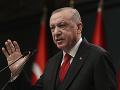 Erdogan chce zlepšiť vzťahy s Bidenovou administratívou: Vyzval na posilnenie spolupráce
