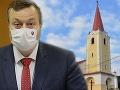 KORONAVÍRUS Minister Krajniak otvoril kontroverznú tému: Otvorenie kostolov uprostred vrcholiacej pandémie