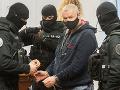 Najväčší proces posledných rokov: VIDEO Pred súd sa postavil Hrobár mafie! Zverstvá, aké nemajú obdobu
